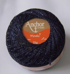 Anchor cu fir metalic